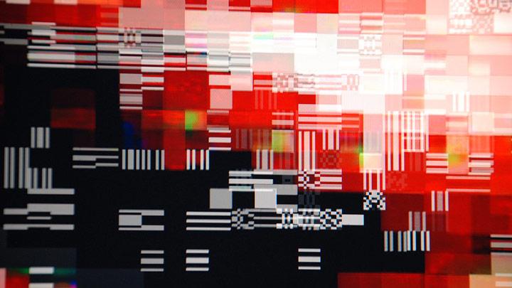 glitch tv