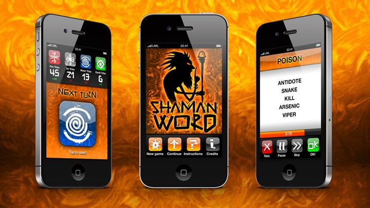 Shaman Word
