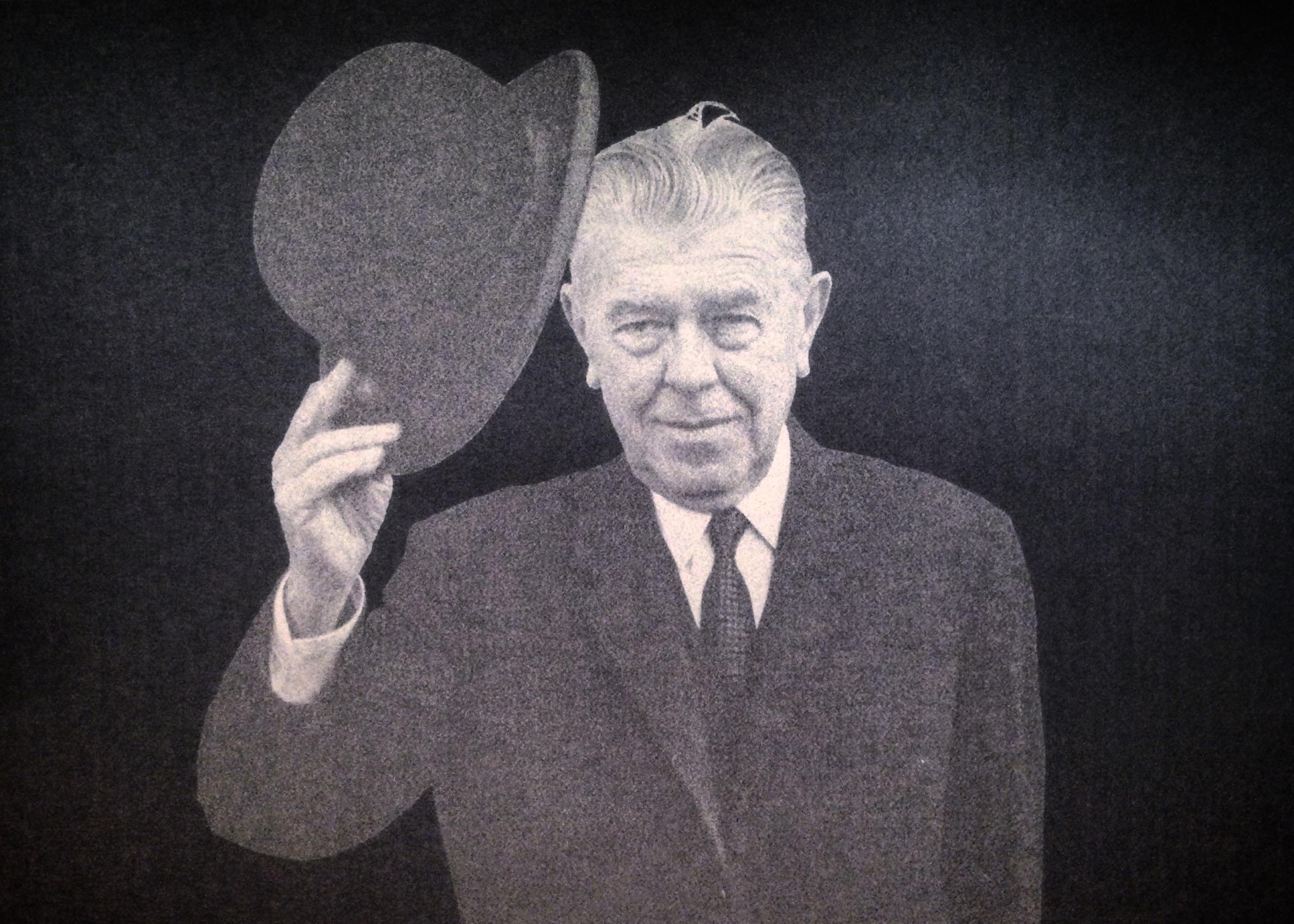 Non ho mai capito i titoli dei quadri di Magritte