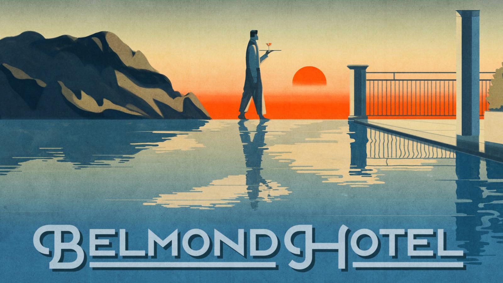 Belmond stickers